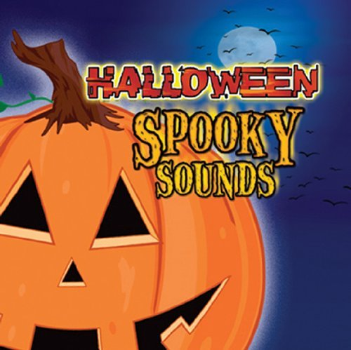 DJ Halloween Spooky Sounds by Various Artists (2005-07-05)