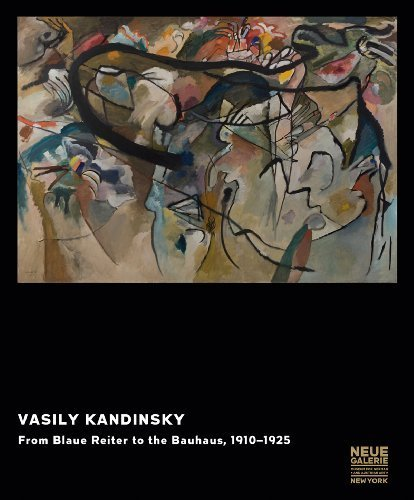 Vasily Kandinsky: From Blaue Reiter to t...