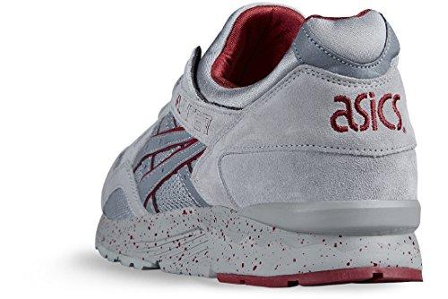 Asics Gel-Lyte III (H5U3L), Unisex-Erwachsene Sneakers grau