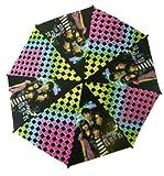 Disney Camp Rock Raingear - Jonas Brothers Umbrella w/ Guitar Top [Toy]