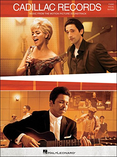 CADILLAC RECORDS   MUSIC FROM THE MOTION PICTURE SOUNDTRACK  PARTITURAS PARA PIANO  VOZ Y GUITARRA