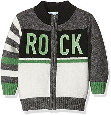 Bimbus Full Zipper Tricot St. Rock, Suéter para Bebés