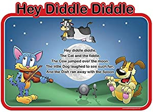 Inspirational Playlands P330612 - Juguete Educativo Hey Diddle