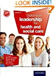 Diploma in Leadership for Health and...