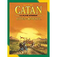 Mayfair Games MFG03078 - Brettspiele, Catan, Cities und Knights 5-6 Player Expansion