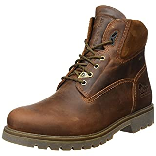 Panama Jack Herren Amur GTX Combat Boots, Braun (Cuero C8), 43 EU
