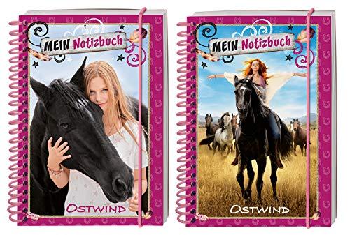 Ostwind: Notizbuch (Motiv Nicht ...