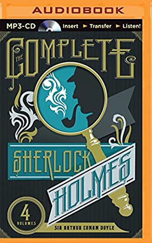 The Complete Sherlock Holmes (Heirloom Collection)