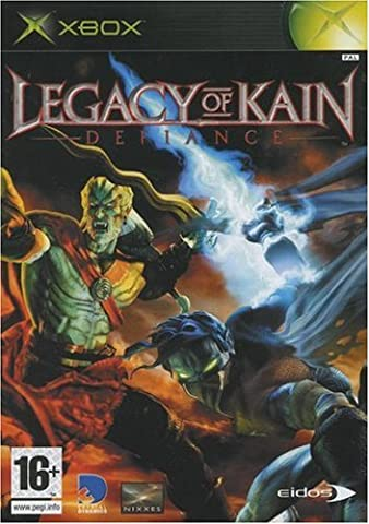 Legacy Of Kain Defiance - Legacy of Kain