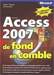 Access 2007 : De fond en comble