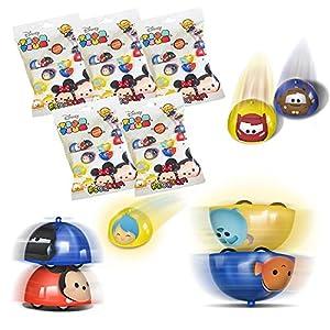 SBABAM Spinny Disney Tsum Tsum - Lote de 5 bolsitas con Forma de peonzas