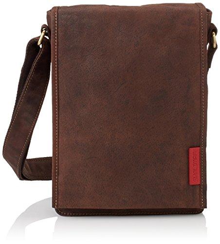 ab71dc8f9856e Die Beste Kleiner Unisex Messenger-Bag   Herrentasche aus geöltem ...