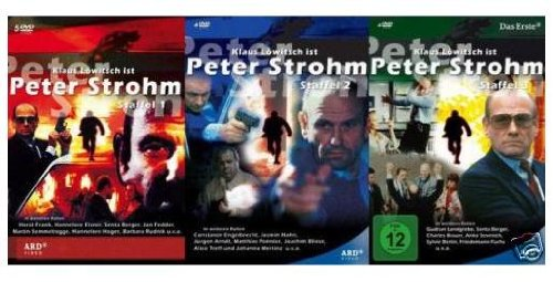 Peter Strohm - Staffel 1-3 Set [13 DVDs]