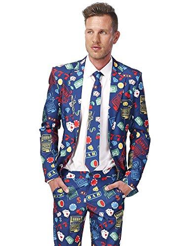 Casino Slot Machine Anzug Suitmeister