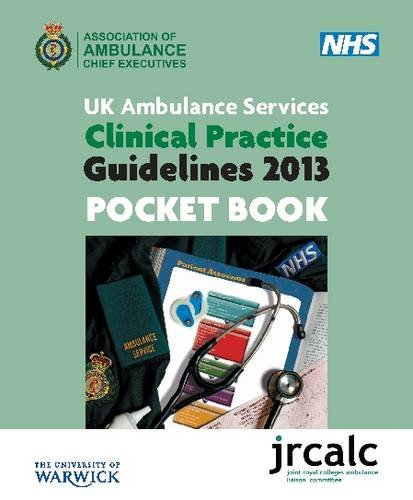 UK Ambulance Services Clinical Practice Guidelines Pocketboo