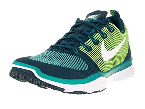 Nike Free Train Versatility, Chaussures de Randonnée Homme Turquesa (Midnight Turq / White-Rio Teal-Hyper Jade)
