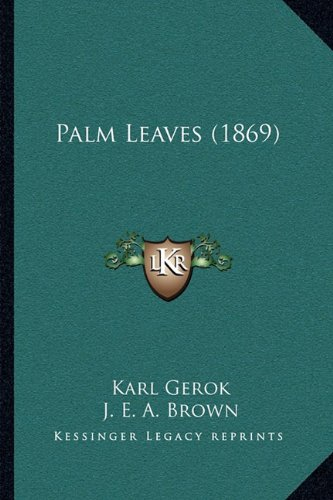 Palm Leaves (1869) (Brown Palm Leaf)