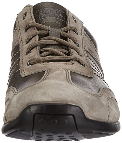 camel active Space 12 137.12.15 Herren Sneaker Grau (graphite/charcoal)