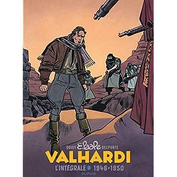 Valhardi Intégrale - tome 2 - L'intégrale 1946-1950