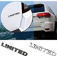 3D Metal LIMITED Emblem Decal Auto Bumper Truck Grill Fender Sticker Logo Badge