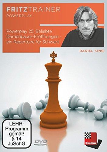 lay 25 - Beliebte Damenbauer-Eröffnungen - ein Repertoire für Schwarz ()