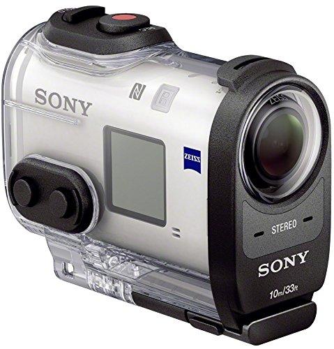 Sony FDR-X1000 4K Actioncam Live-View Remote Kit (4K Modus 100/60Mbps, Full HD Modus 50Mbps, ZEISS Tessar Objektiv mit 170 Ultra-Weitwinkel, Vollständige Sensorauslesungohne Pixel Binning) weiß - 12