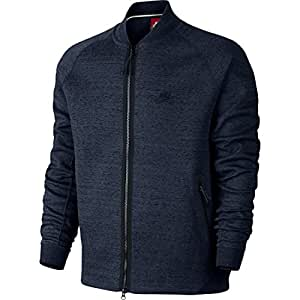 nike varsity tech veste pour homme xs azul negro obsidianheather black chaussures. Black Bedroom Furniture Sets. Home Design Ideas