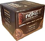 Nakd Cocoa Delight Gluten Free Bar 35 g (Pack of 24)