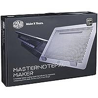"""Cooler Master MasterNotepal Maker Refroidisseurs pour ordinateur portable 'Angle réglable, USB Hub,  Supporte jusqu'à 17""""' MNZ-SMTE-20FY-R1"""