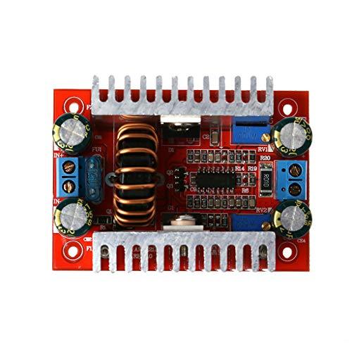 """Voltaje de salida/ajuste de corriente: 1. Ajusta el potenciómetro """"CV-ADJ"""" en sentido horario para reducir el voltaje, en sentido contrario a las agujas del reloj para aumentar el voltaje. 2. Ajusta el potenciómetro CC-ADJ en sentido contrario a las ..."""