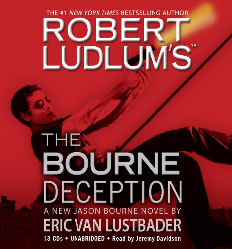 The Bourne Deception (CD/SPOKEN WORD)