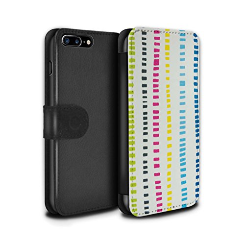 Stuff4 Coque/Etui/Housse Cuir PU Case/Cover pour Apple iPhone 6S / Motif de Corail Design / Textiles Maison Collection Cuisine Blanche