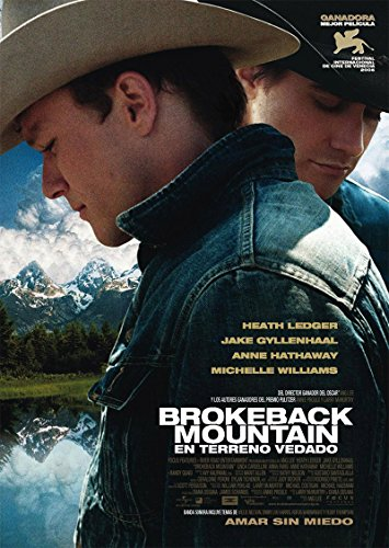 Brokeback Mountain [Blu-ray] 51ZiCSCjcGL