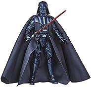 Star Wars - Figura Carbonized Darth Vader de Black Seies (Hasbro E99245L0)