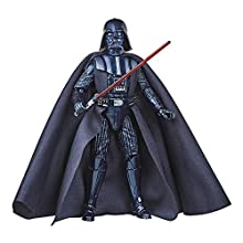 Star Wars The Black Series Carbonised Collection Darth Vader Toy 15 cm-Scale Star Wars: The Empire Strikes Back Collectible Action Figure
