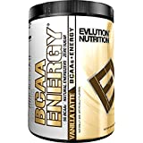 Best Amino Acid Suppléments - Evlution Nutrition BCAA Energy - High Performance, Energizing Review