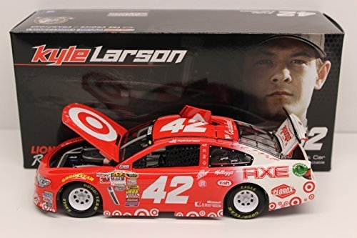 kyle-larson-2014-target-124-nascar-diecast-by-unknown