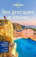 Îles grecques et Athènes - 10ed de Planet Lonely