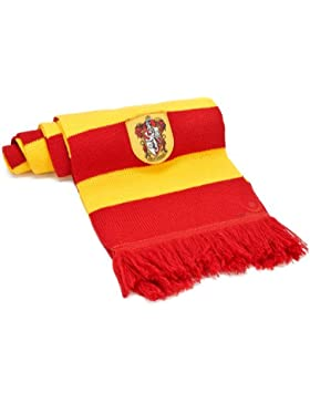 Harry Potter Schal von Cinereplicas® ● 190cm ● Ultra Soft Stoff ● Zip-Beutel