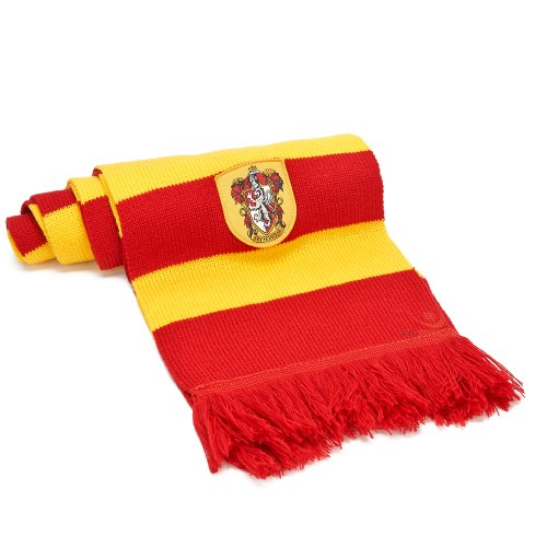 Echarpe Harry Potter Gryffondor - Rouge et Jaune