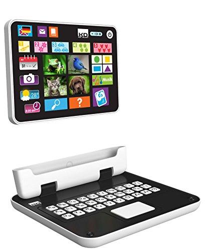Tech-Too DES15500 2 in 1 Lerntablett, Lernspielzeug