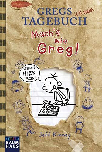 Gregs Tagebuch - Mach\'s wie Greg!