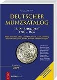 Deutscher Münzkatalog 18. Jahrhundert: 1700 - 1806 - Gerhard Schön