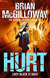 Hurt (DS Lucy Black) by Brian McGilloway (2013-10-24)