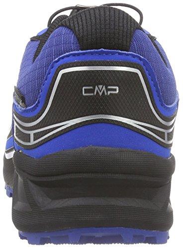 CMP Alhena, Scarpe da trekking medio uomo Blu (Blau (VELA M867))