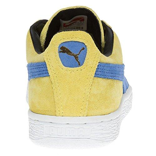 Puma Suede Classic + 35263476Y, Sneaker Gelb