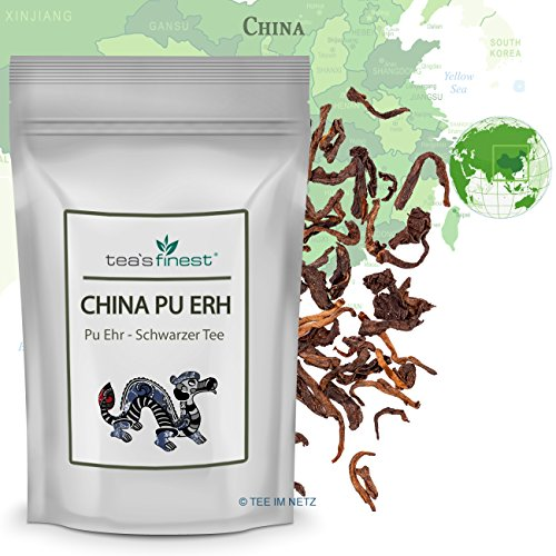 Pu Erh Tee – China (1000 Gramm)