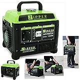 Zipper Stromgenerator 1,1 kW Generator Stromerzeuger 1200 Watt Notstromaggregat