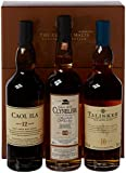 Classic Malts Coastal Collection 20 cl (Pack of 3)