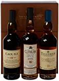 The Classic Malts Coastal Collection (3 x 0.2 l)